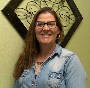 Executive Director, Rachel Sloan